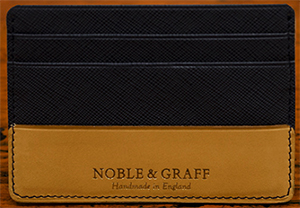 Noble & Graff Credit Card Holder - Anna (Gilt): £125.