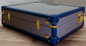 Noble & Graff Overnight Case: £4,200.