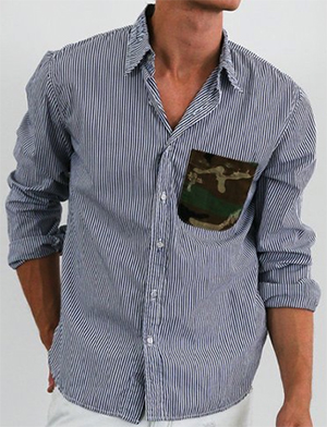 NSF Axel men's shirt: US$295.