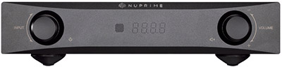 NuPrime IDA-8 Integrated Amplifier: US$995.