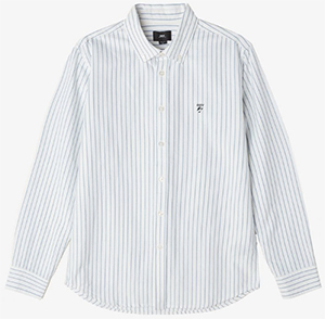 Obey Bad Brains Oxford Shirt: US$75.