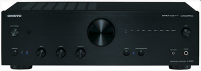 Onkyo A-9050 Integrated Stereo Amplifier.