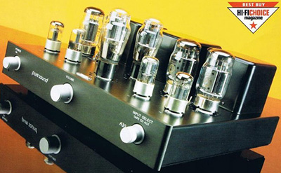 Origin Live Puresound A30 integrated Amplifier: £1,499.95.