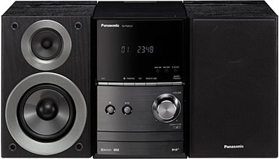 Panasonic CD Micro System SC-PM602EB.