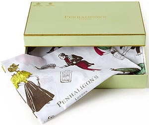 Penhaligon's Pocket Squares.