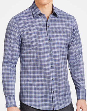 Zachary Prell Andy men's shirt: US$168.