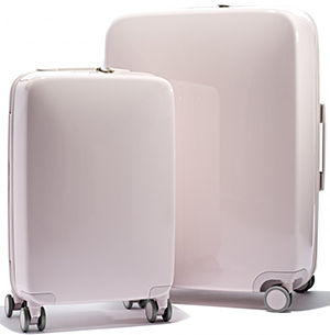 Raden - These stylish smart suitcases could solve some big travel hassles.