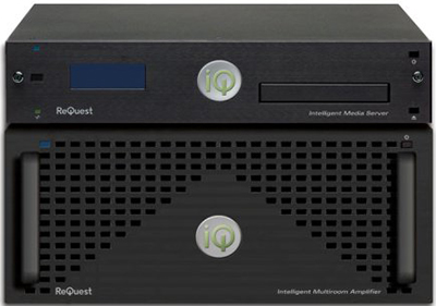 ReQuest iQ System Media Server.