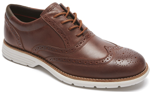 Rockport Total Motion Fusion with Wing Tip: US$140.
