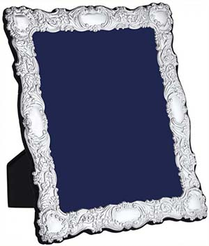 Silver Groves Victorian Floral Scroll 25×20 cm - 10×8 Inch Traditional Photo Frame: £143.99.