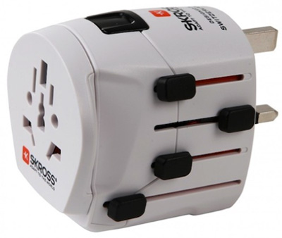 Skross World Travel Adapter Pro+.