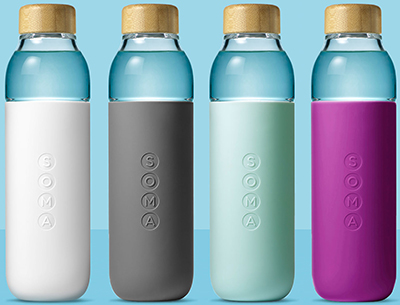 Soma Bottle: US$30.