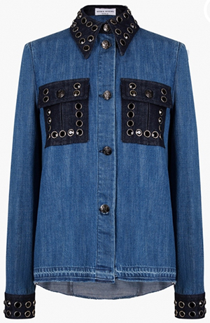 Sonia Rykiel Domino Shirt: US$1,610.