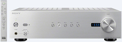 Sony High-Resolution Audio Stereo Amplifier: US$1,999.99.
