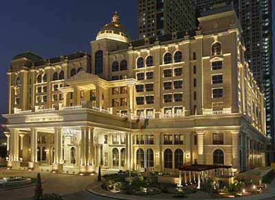 The St. Regis Dubai, Al Habtoor City, Sheikh Zayed Road, Dubai, U.A.E.