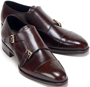 Tanino Crisci men's shoe.