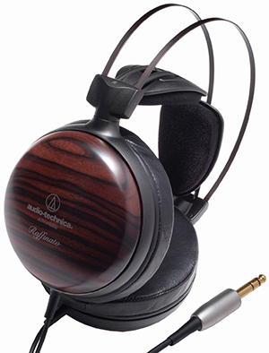 Audio-Technica ATH-W5000 Audiophile Closed-back Dynamic Wooden Headphones: US$1199.95.