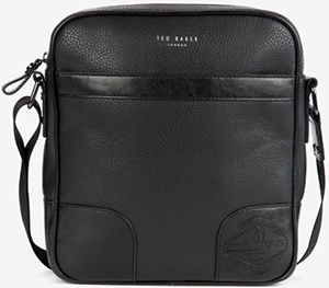 Ted Baker Raynono Embossed flight bag: £59.