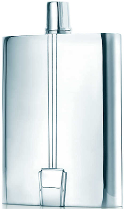 Tiffany & Co. Century sterling silver flask, 4.5 ounces: US$900.