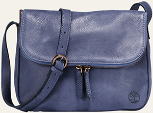 Timberland Stoddard Leather Handbag: US$218.