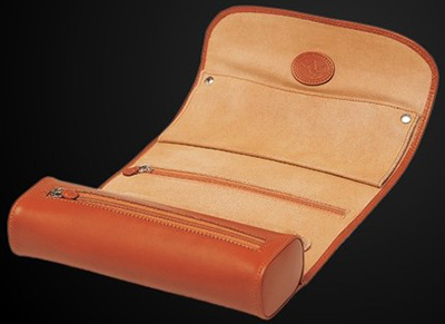 Underwood Leather jewellery roll for storing and saving jewellery: US$700.