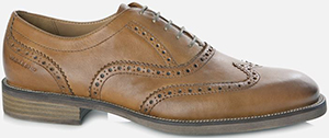Vagabond Mario Brogue Men's Shoe: US$180.