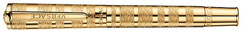 Versace Olympia Gold Roller Pen: US$575.
