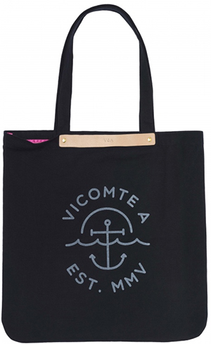 Vicomte A. Sac Canvas Marine: €15.