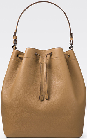 Vince Park Collection Medium Bucket Bag: US$525.