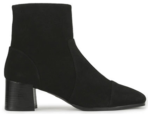 Whistles Bixa Suede Ankle Boot.