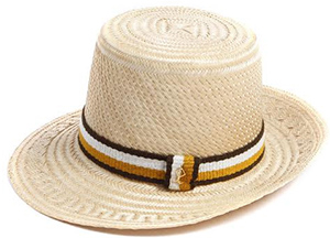 Yosuzi Jururi men's hat: US$350.83.