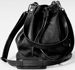 Yvonne Koné women's Bucket Bag.