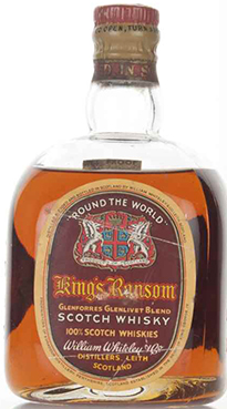 King's Ransom Round the World.