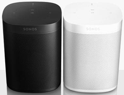 Sonos One: US$199.