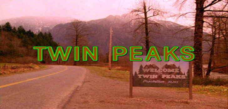 Twin Peaks is an American television serial drama created by Mark Frost and David Lynch that premiered on April 8, 1990, on ABC.