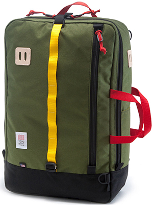 Topo Designs Travel Bag: US$229.