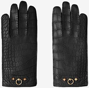 Hermès women's Louise gloves: US$4,025.