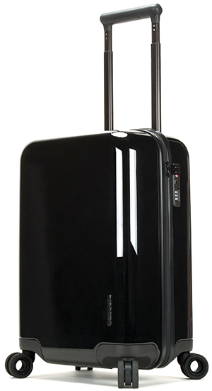 Incase NoviConnected 4 Wheel Hubless Travel Roller: US$299.95.