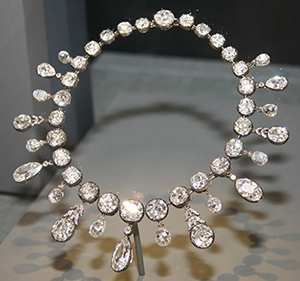 Napoleon Diamond Necklace at Smithsonian National Museum of Natural History, 700 Independence Ave SW, Washington, DC 20560, U.S.A.