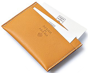 Acqua di Parma Business Cards Holder: £110.