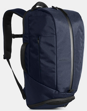 Aer Duffel Pack 2 Navy men's backpack: US$170.