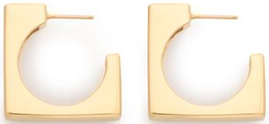 Agmes Isa Earrings: US$480.