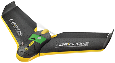 Airinov - 'the drone for sustainable intensive agriculture'.