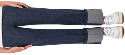 Akris Punto denim stretch women's jeans: €320.