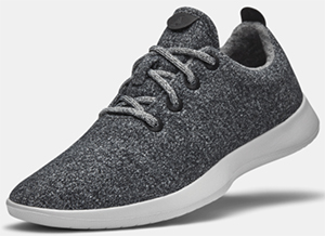 Allbirds Wool Runner: US$95.