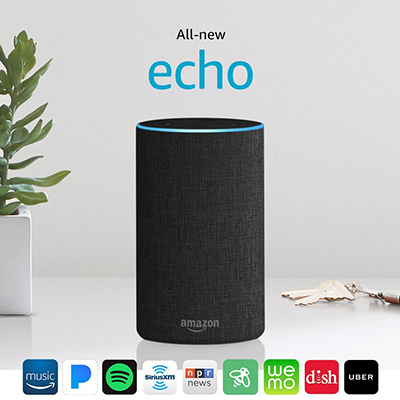 All-new Echo (2nd Generation): US$$99.99.