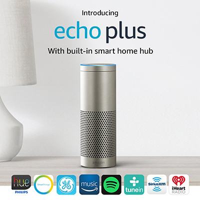 Amazon Echo Plus: US$$149.99.