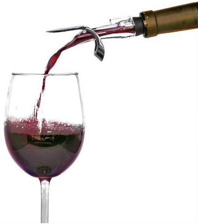 VinOair Premier Wine Aerator: US22.95.