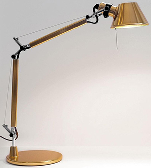 Ambiente Direct Limited Edition Tolomeo Micro Tavolo Gold: €195.