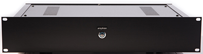 Amphion Amp500 Stereo amplifier 2x500W.